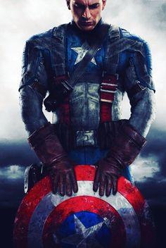 Avengers - captain america - wallpaper