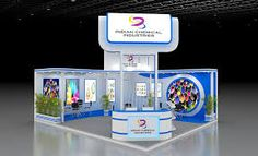 Exhibition booths are set up to catch the attention of people and promote certain products or events. It is paramount to give it a look that suits its purpose. In many cases, these booths are set up blandly with hardly any impact on the customers.