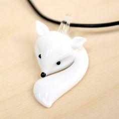 Fox Collar de Cristal
