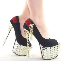 ?? Stunning Womens Shoes / wow #heels #shoes |2013 Fashion High Heels|