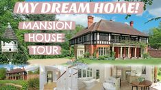 want to see the ultimate dream house tour? Click the link! Awesome House, Bathroom Goals, Mansions Homes, My Dream Home, House Tours, Fall Decor, Home Goods, Autumn, Interior Design