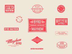 Byrd x Mayhem #logo