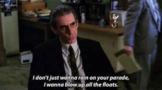 He is 100% committed. | 14 Perfect Detective Munch Moments That Prove Why We'll Miss Him Immensely