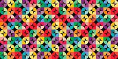 Colorblocks Preto/Black Colorblocks #estampa #print #pattern #color #colorful #beautiful #cores #geometric