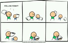 Cyanide & Happiness - lol this is awful.