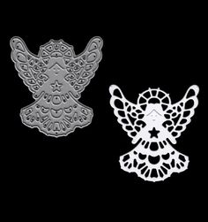 Signature Dies - Lace Angel SD252