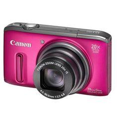 Aparat foto digital Canon Powershot SX240 HS Pink