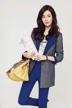 Lee Da Hae Is Bound For Europe For Arnaldo Bassini's Fall 2013 Campaign : Couch Kimchi
