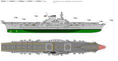 Italian Aircraft Carrier Aquila