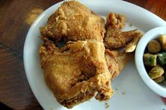 Atlanta, Georgia – Fried Chicken from Mary Mac's Tea Room