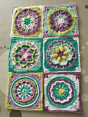 Ravelry: ladyminny's Circles of the Sun - Mystery CAL 2015