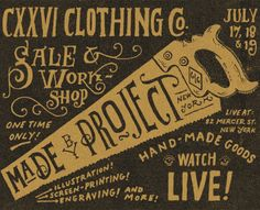 Jon Contino / CXXVI Clothing Co.
