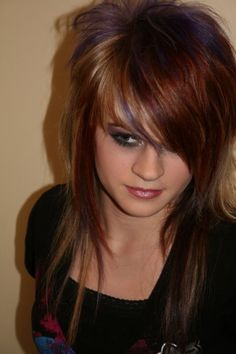 """Love the color, the style is a little too """"emo """" for me."""