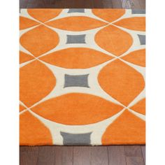 nuLOOM Handmade Modern Disco Rug (5' x 8') | Overstock.com Shopping - Great Deals on Nuloom 5x8 - 6x9 Rugs