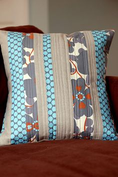Patchwork Pillows v.2 | Flickr - Photo Sharing!