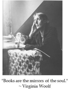 Virginia Woolf on Literature #quotes