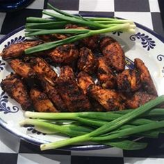 Get saucy at the finish line on race day with juicy chicken wings with delicious flavor on the grill.