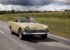 1967 Sunbeam Alpine For Sale Driving