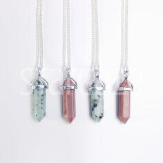 Minty & Pink Rhodonite / Stargaze ✮ Jewelry