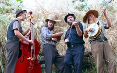 The Whiskey Bent Valley Boys play a FREE SHOW at the Sugarlands Distilling Co. downtown Gatlinburg distillery. #Music #Moonshine #Kentucky #Traditions #Ballads #Sea #Shanties #Crops #Environment