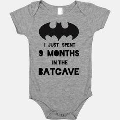if I have a little boy someday this will be his I think Josh would approve of this onesie:p