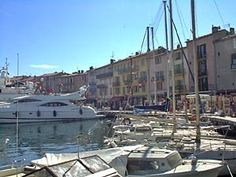 Saintrop: The snazzy boats will be in the St Tropez Harbor this summer, French Riviera >> A pure ecstasy of Saint Tropez!