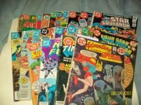 DC Comics, assorted ( set of 22) see list