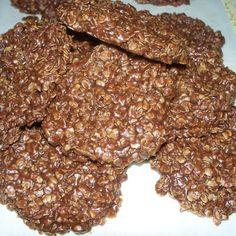 5 Minute No-Bake Cookies
