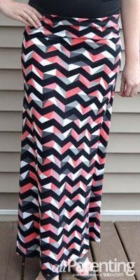 June 2015 - This pattern is very helpful and beginner sewer friendly.  One note on the fabric that this pattern calls for: it can be difficult to sew on due to its stretchy nature so use lots of pins and set your machine to a larger stitch.