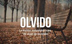 Las 20 palabras más bonitas del idioma español | Upsocl