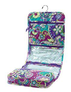 Brand: vera bradley Color: Purple Green http://sweeps.piqora.com/mysuitesetupsweepstakes