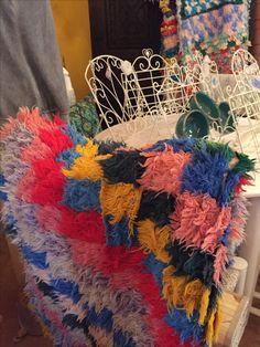Blochewit #algodones #handmade #colores #www.tarecoslapalma.com