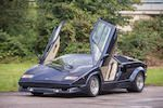 Belgian delivery from new,1989 Lamborghini Countach 25th Anniversary Coupé  Chassis no. ZA9C005AOKLA12820