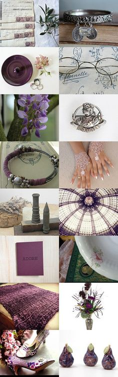 ~•♥  French Romance  ♥•~ by mamadupuis on Etsy--Pinned with TreasuryPin.com