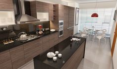 Espectaculares muebles de cocina en Madrid, www.lovikcocinamoderna.com de las mejores tiendas de cocinas en Madrid