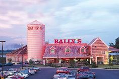 Bally's Casino Tunica.