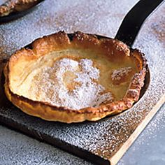 Martha Stewart Bakes: Dutch Baby Pancake