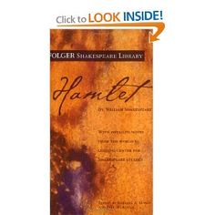 """Hamlet ... read this in high school and not since (on the """"Perks of Being a Wallflower"""" list).  Might need to pick it up again!"""