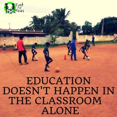 Education beyond classrooms!!!!