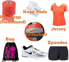 Volleyball!!! Love the bag