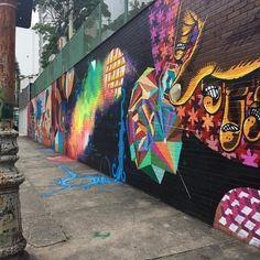 RI #riodejaneiro #grafitte #art #zezao @zezao_sp na #gavea by clodeimperial