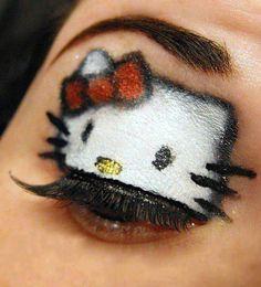 Unique Eye Makeup Designs | 522463_385436694820592_137017906329140_1227974_829562245_n