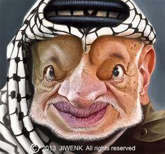 Yasser Arafat - www.remix-numerisation.fr - Rendez vos souvenirs durables…