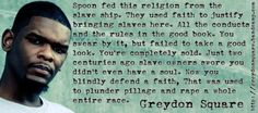 Spoon Fed Religion From The Slave Ship