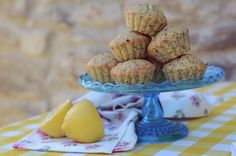 My new favorite:  lemon poppy seed muffins! They are super simple packed with poppies & perfect for breakfast- especially when we have a whole farmhouse to feed! Recipe coming soon!