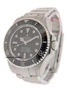Rolex Sea Dweller Deepsea - 116660 - Unused