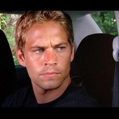 Paul Walker - FF..love his meany face..look sexy <3