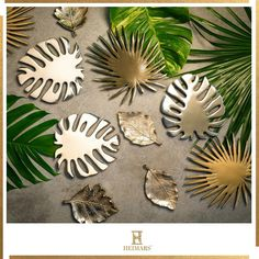 When we took on the task of making your walls Wonderful, Wonderous, and Wowzer, we needed inspiration. What's the better way to inspire us than including nature's nobility? Have a look at how we bring Aralia Palms, Monstera Palms and other enchanting elements of nature to you by checking this space tomorrow.  #Natureinspiration #wallstyle #withlove #Newarrivals #latesttrends #Trendspro #lifestyle #Guest #Styleelements #Natureaddict #Travellers #Trendsetter #Heimars #Heimarsofficial #Nobility… Elements Of Nature, Luxury Decor, Palms, Bring It On, Inspire, Make It Yourself, Lifestyle, Space, How To Make