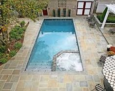 pool ideas for small spaces