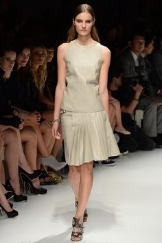 Salvatore Ferragamo Spring 2014 Ready-to-Wear Collection Slideshow on Style.com#1#2